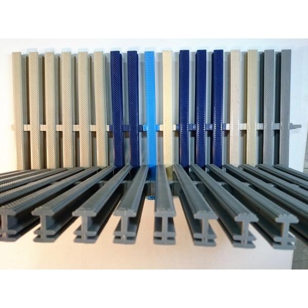 FLEX POOL OVERFLOW GRATING 18cm - 24cm - 30cm